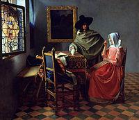Jan Vermeer van Delft - The Glass of Wine - Google Art Project.jpg