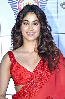 Janhvi Kapoor at an event for Umang 2020 (77) (cropped).jpg
