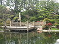 Japanese garden zigzag bridge.jpg