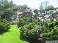 Jardines en el Cerro del Tepeyac, Méx DF. - panoramio.jpg