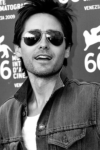 English: Actor Jared Leto - 66th Venice Intern...