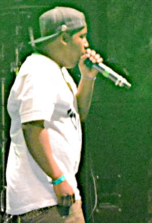 Jasper Dolphin - Jasper Dolphin performing in 2012