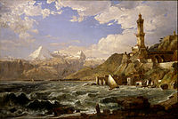 Jasper Francis Cropsey - The Coast of Genoa - Google Art Project.jpg