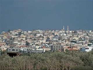 Jatt, Israel Local council in Israel