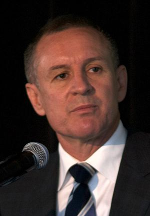 Premiers of the Australian states - Image: Jay Weatherill crop