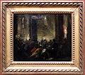 Jean-baptiste carpeaux, celebrazione dell'eucarestia (messa di mezzanotte a roma), 1859.JPG