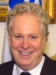 Progressive Conservative leader, Jean Charest