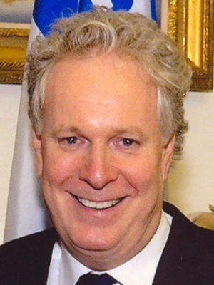 Quebec general election, 1998 - Image: Jean Charest de face (Novembre 2010)