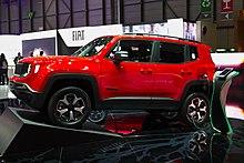 Jeep Renegade (BU) - Wikipedia