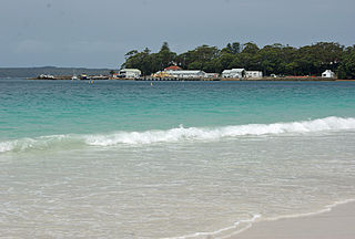 Jervis Bay Village Town in the Jervis Bay Territory, Australia