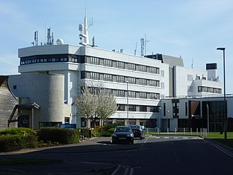Edinburgh College - The college's Milton Road Campus in east Edinburgh