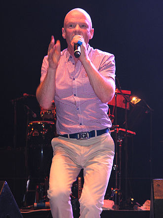 Jimmy Somerville discography - Jimmy Somerville performing live during  the Here and Now Tour on 25 June 2011.
