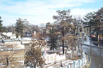 Quetta - Image: Jinnah Road, Quetta
