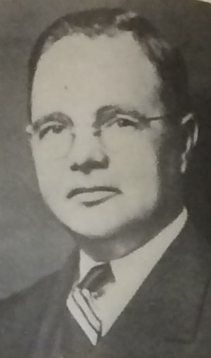 Joe B. Bates - From 1949's Pictorial Directory of the 81st Congress