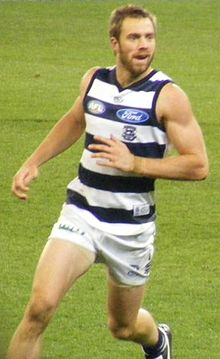 Joel Corey playing for Geelong.JPG