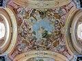 Johann Lucas Kracker - Část nástropní malby v kosele sv. Jana Křtitele v Jasově (1762-1764).jpg