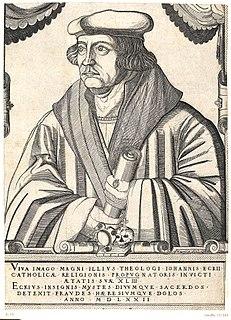 Johann Eck German theologian