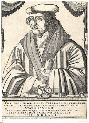 Johann Eck - Johann Maier von Eck