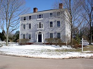 East Windsor Hill Historic District - The 1788 John Watson House