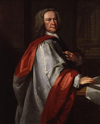 Johann Christoph Pepusch - Johann Christoph Pepusch
