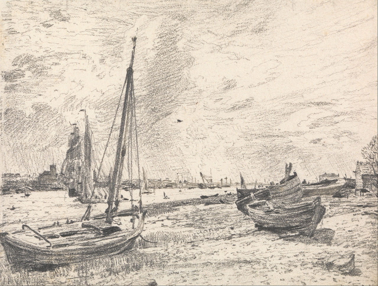 John Constable Drawings Other Resolutions 318 × 240
