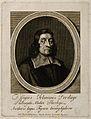 John Pordage. Line engraving after W. Faithorne, 1683. Wellcome V0004742.jpg
