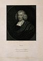 John Ray. Stipple engraving by H. Meyer after Mary Beale. Wellcome V0004940.jpg