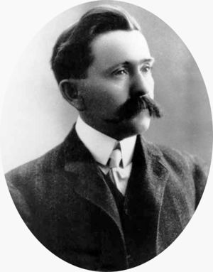 Alberta and Great Waterways Railway scandal - John R. Boyle took an early stand against his own leader and tried to bring down Rutherford's government over the scandal.