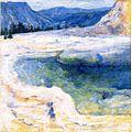 约翰·Twachtman翡翠Pool.jpg
