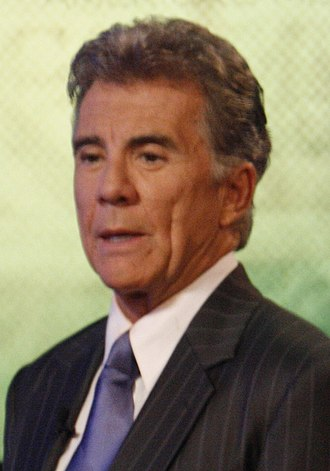 John Walsh (television host) - Walsh in September 2008, filming for America's Most Wanted at the National Museum of Crime and Punishment.