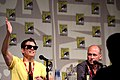 Johnny Knoxville & Mike Judge (5976786938).jpg