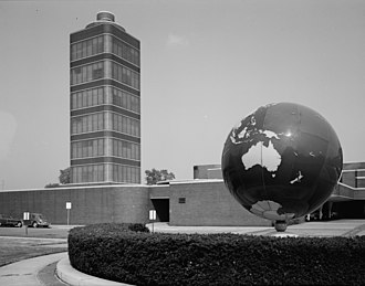 S. C. Johnson & Son - Johnson Wax Headquarters