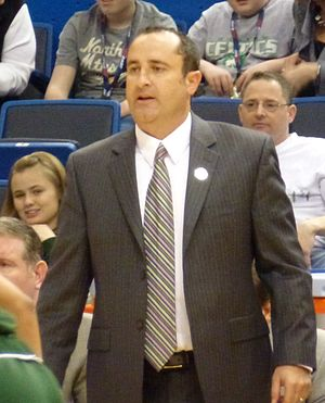 South Florida Bulls - Jose Fernandez, USF women's basketball coach