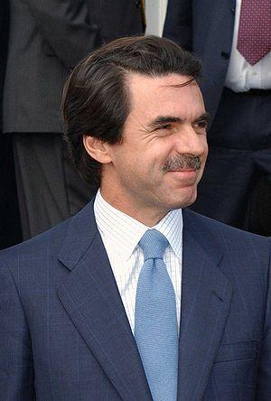 José María Aznar - Image: Jose Maria Aznar DF SD 05 00920