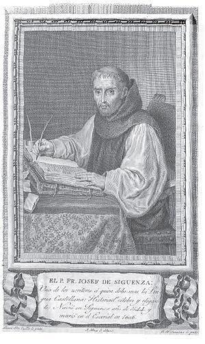 José de Sigüenza (1544-1606)