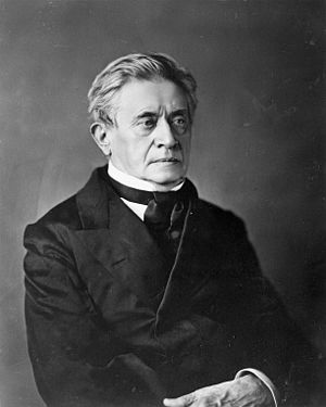 Photograph of Joseph Henry