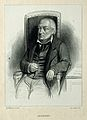 Joseph Jacotot. Lithograph. Wellcome V0003036.jpg