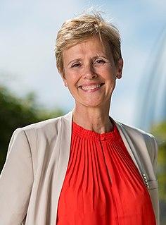 Joy Johnson (university administrator) Canadian scientist