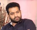 Jr. NTR at Aravinda Sametha Veera Raghava interview.png