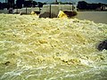 June Flood Wave Alert Germany catastrophic breakdown Rhine Brisach France 2013 - Deutschland Magic Germany Photography 2013 Red Alert for The Rhine - Military Forces at Bavaria, Saxonia and Danube 2 MEZ - STOP RHINE - panoramio (2).jpg