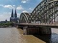 Köln, Hohenzollernbrücke -- 2014 -- 1870.jpg