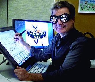 Kaz (cartoonist) cartoonist