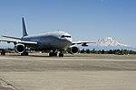 KC-30A Multirole Tanker Transport arrives at Joint Base Lewis-McChord airfield in July 2017.jpg