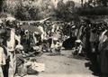 KITLV - 183060 - Demmeni, J. - Market on Sumatra - circa 1910.tif