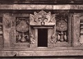 KITLV 155157 - Kassian Céphas - Relief with boddhi trees and geese on the Shiva Temple of Prambanan near Yogyakarta - 1889-1890.tif
