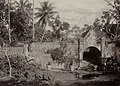 KITLV 40545 - Kassian Céphas - Taman Sari Water Castle at Yogyakarta - Around 1883.jpg