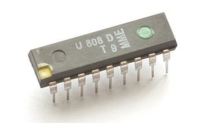 Intel 8008 - Image: KL MME U808