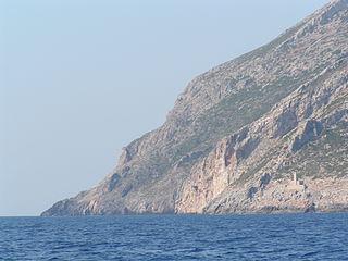 Cape Maleas cape