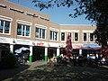 Kaffeeterrasse, Tannenbusch Center, 09.2011 - panoramio.jpg
