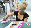Kagney Linn Karter AVN Adult Entertainment Expo 2010 4.jpg